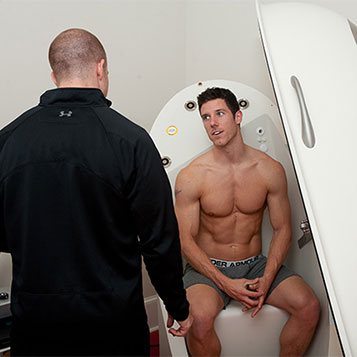 Bod Pod Body Composition